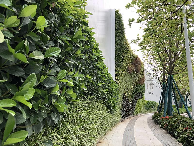 立体绿化小区园林设计